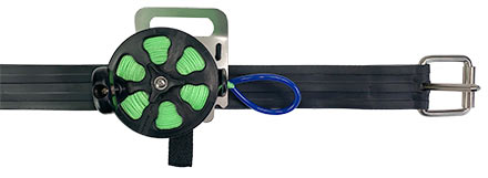 Left Handed Quick Ditch Belt Reel