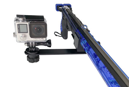 Optional GoPro Camera Mount